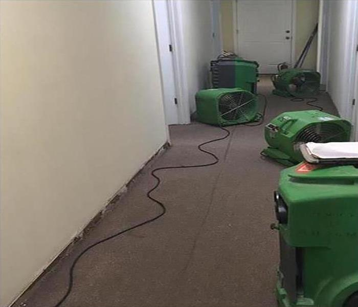 Commercial Water Damage Restoration In Grovetown After