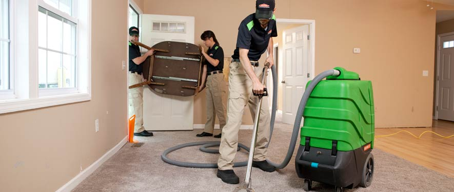 Augusta, GA residential restoration cleaning